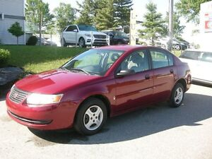 2005 Saturn Ion 1 Base Automatic_BAS MILAGE