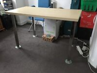 IKEA desk to study, work or eat