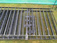Cast Iron railings for sale