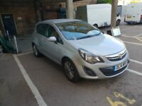 VAUXHALL CORSA 1.4L - 2014 SILVER MANUAL - Lovely small car & excellent on fuel, very good condition