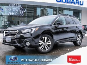 2018 Subaru Outback 2.5i Limited | LEATHER | NAVI | SUNROOF