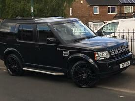 Land Rover discovery 4 XS