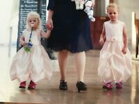 Pale pink dresses 6&4&baby