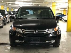 2016 Honda Odyssey Touring - ACCIDENT-FREE, NAVI, LEATHER, DVD
