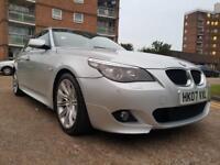 **BMW 520D M SPORT**AUTO**px vw golf 320d c class audi a4 a5 530d