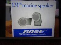 131 Bose Marine Speakers
