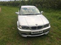 BMW 325 CI SPORT AUTO COUPE, 04 PLATE, 5 MONTHS MOT, £1,795