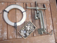 stainless steel strapping tool