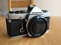 Olympus OM-1n Camera - Body Only