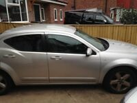 Dodge Avenger 09 needs slight attention to clutch and rear break pads MOT til Jun £500