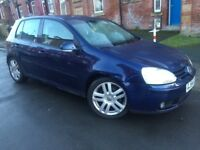 2004 54 Volkswagen Golf GT TDI 2.0 6 speed 140 bhp 5 door hatchback # cheap insurance model