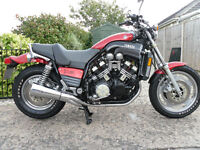 Yamaha VMAX 1200 Full Power, in Excellent condition.