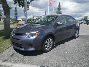 2015 Toyota Corolla LE | Bluetooth | Back UP Camera | Cruise Con