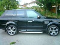 2006 range rover sport 2.7 cheep tax
