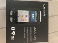 Garmin EDGE 1000 Cycle sat-Nav