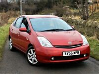 2006 TOYOTA PRIUS HYBIRD ELECTRIC 1.5 - 5DR HATCHBACK - LONG MOT - AMAZING MPG
