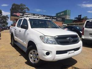 2009 Toyota Dual Cab MY08 Upgrade Hilux Ute #1001 Condell Park Bankstown Area Preview