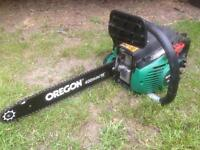 Qualcast chainsaw
