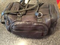 Bag Collection Privee in leather as new was £390 only £49!!!! 45x25x30 cm