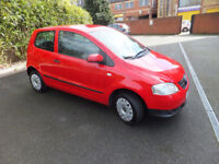 VW Fox 1.2 2008 year very good condition long MOT