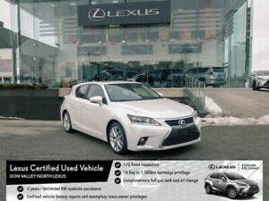 2016 Lexus CT 200h Executive PKG BLUETOOTH NAVI BACKUP CAM MOONR