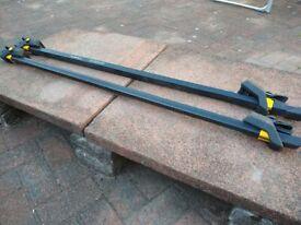 Automaxi Trafic roof bars