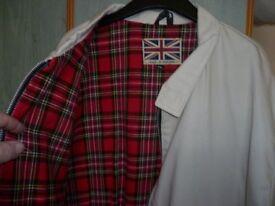 HARRINGTON JACKET XL BRAND NEW MADE IN UK