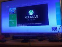 Xbox 360 120gb Kinect