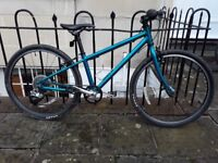 Two nearly new Isla bike Beinn 24, only used for a few months before upgrading to race bikes