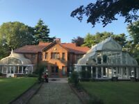 Two Large Original Machin Conservatory Buildings - price negotiable
