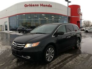 2014 Honda Odyssey TOURING,LEATHER INTERIOR,POWER SLIDING DOORS