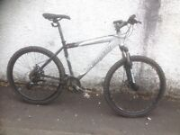 Carrera Kraken. Unisex MTB. Fully serviced, fully safe and ready to go.
