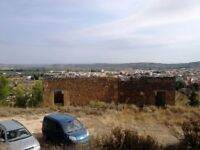 Small Plot with 72m2 House To Refurbish-SPAIN