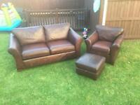 Marks & Spencer sofa set