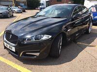 JAGUAR XF 3.0 TD V6 S Luxury 4dr (black) 2012