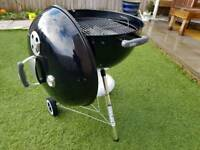 Weber 57cm original charcoal kettle bbq