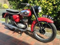 BSA Bantam D7 1961 175cc Motorcycle