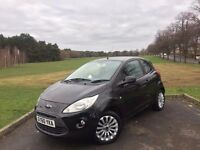 2010/60 FORD KA 1.2 ZETEC, PETROL, MANUAL, 3-DOOR HATCHBACK***BRAND NEW MOT***ONLY-£30-A-YEAR-TO-TAX