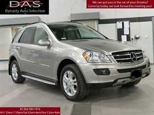 2010 Mercedes-Benz M-Class ML350 BLUETEC NAVI/LEATHER/SUNROOF