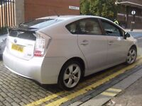 TOYOTA PRIUS NEW SHAPE HYBRID ELECTRIC #### PCO UBER ACCEPTED #### 5 DOOR HATCHBACK