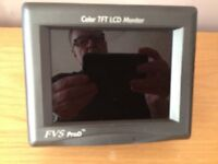 tft lcd cctv test monitor