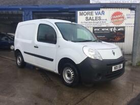 2011 Renault kangoo van 1.5 dci 111k with history clean tidy van part ex welcome & delivery