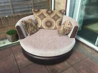 DFS Cuddle Chair Sofa