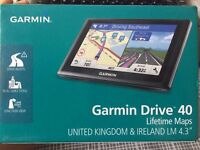 Garmin Drive 40 UK and Ireland GPS for Sale!!