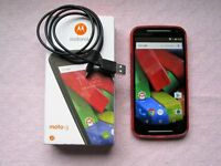 Moto G (2nd generation) with 4G – Unlocked, Perfect Condition