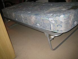 Guest single bed