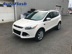 2014 Ford Escape Titanium AWD/4X4 *Navi *Cuir/Leather *Toit/Roof