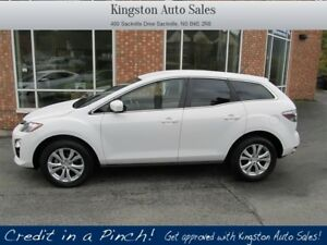 2012 Mazda CX-7 GS AWD - LOW KMS
