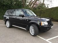 Range Rover Vogue SE Luxury 4x4 ***FULL PARTS AND LABOUR WARRANTY AVAILABLE***