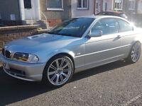 BMW !!!! 19ich alloys around solid car !